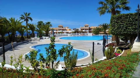 Chill out in Los Cristianos in a lovely atmosphere
