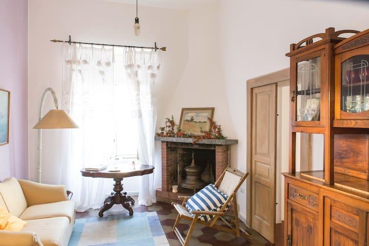 la deliziosa casa di Donna Maria - Ercolano - Dům