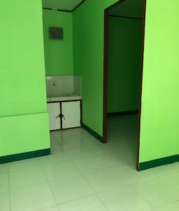 Studio type with one bedroom