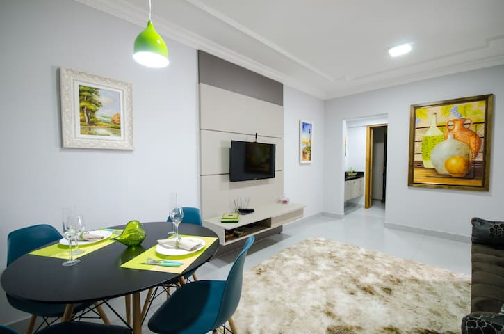 Comfort and taste in the best location in Foz!