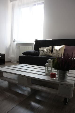 Modern lovely stylish 1-bedroom apartment - Varsova - Huoneisto