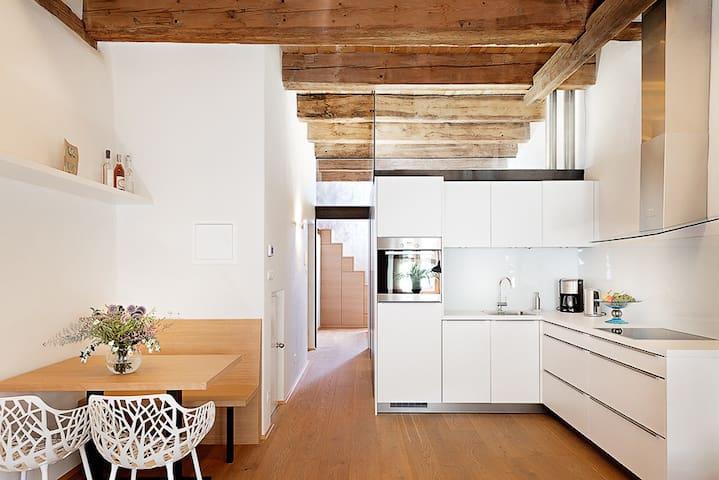 Perfekte Wohnung im Süden Südtirols - Kurtatsch - Lägenhet