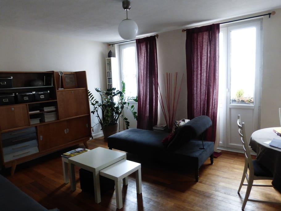 Chambre priv e en centre ville appartements louer - Chambre d hotes strasbourg centre ville ...