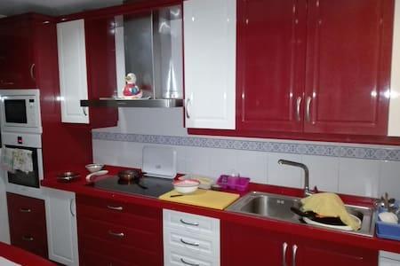 Habitacion comoda y amplia con baño - Talavera la Real - Dom