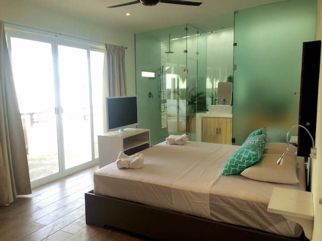 Luxury Private Room - Penthouse - Mahahual