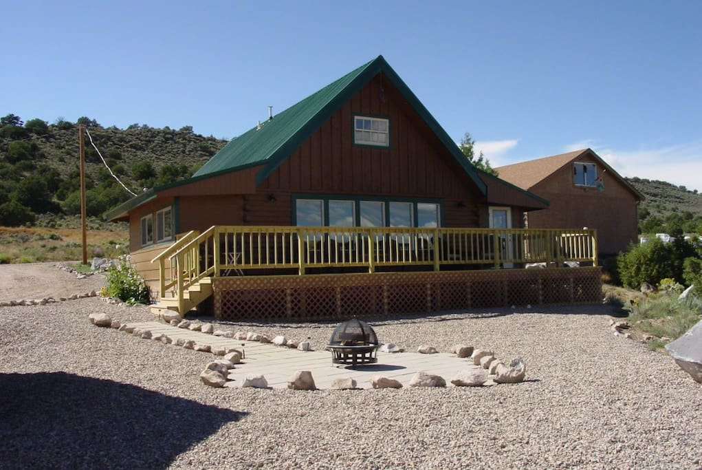 Wild horse lake house cabin retreat chalet in affitto a for Cabine in affitto nel parco invernale colorado