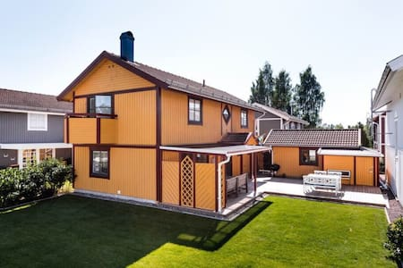 Beautiful Lake House in Falun