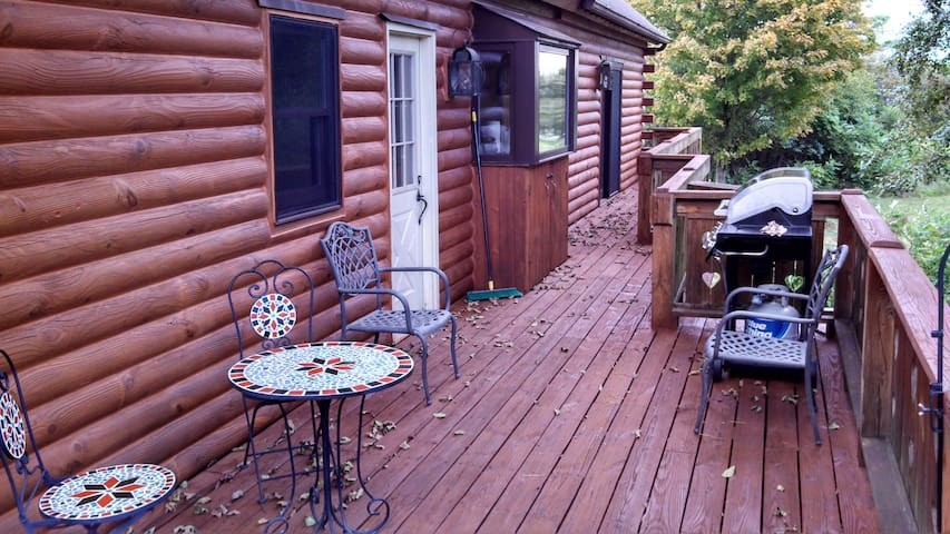 Cabin/Lodge/Apartment suite - Stroudsburg - Cabaña