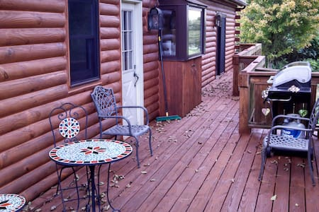 Cabin/Lodge/Apartment suite - Stroudsburg - Cabane