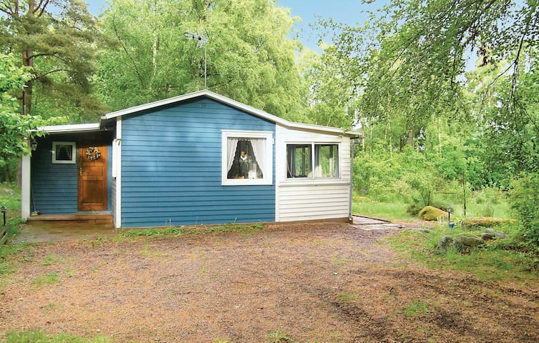 Holiday cottage with 1 bedroom on 40m² in Söderåkra