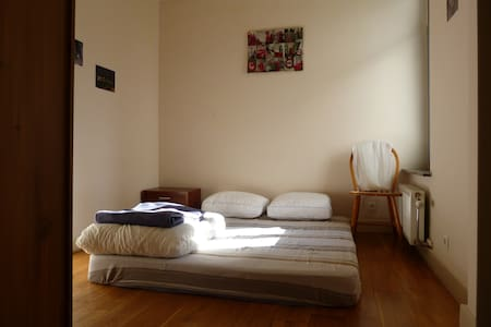 "Flat at small ""Champs Elysées"" of Saint Josse - Saint-Josse-ten-Noode - Wohnung"