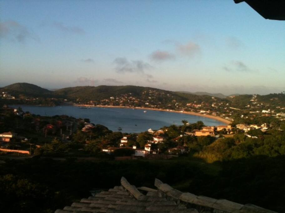 Vista da Praia da Ferradura
