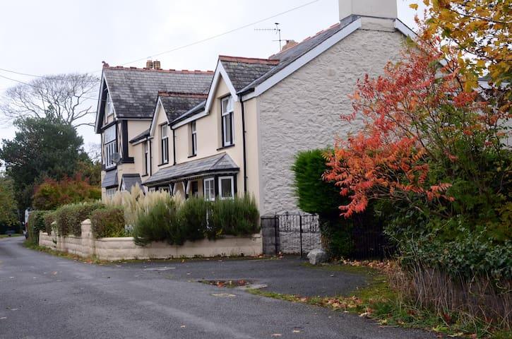 Hendre Gwyn Cottage- 4 star rated - Aberystwyth