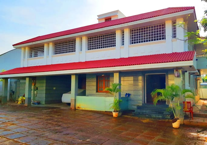 Madurai Cottage Stay with Elegant Rooms