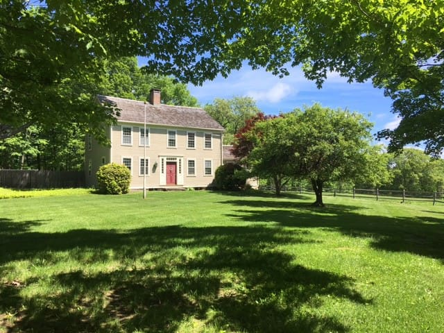 Beautiful, Historical Connecticut Home