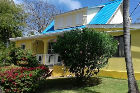 House of the sun hostel - San Andrés - Casa