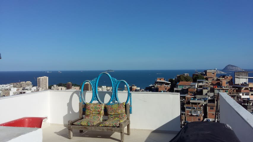 TIKI HOSTEL - Rio de Janeiro - Bed & Breakfast