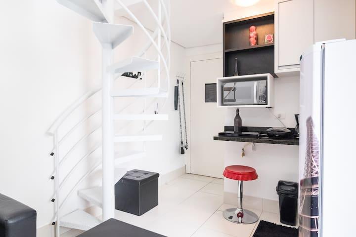 Modern Loft in Curitiba