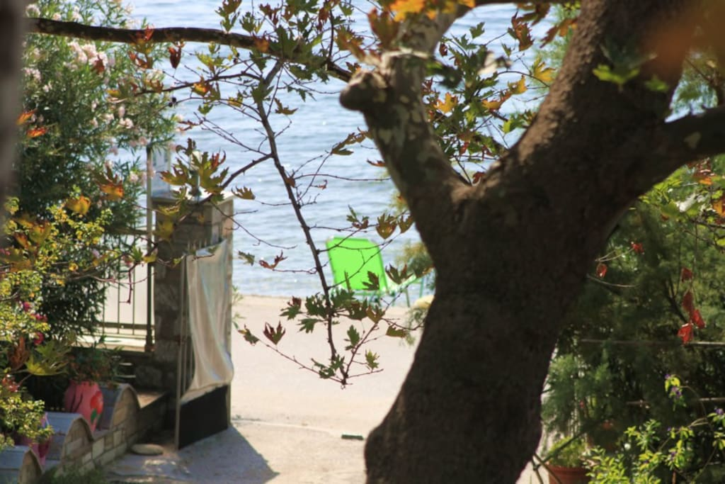 beach Kala Nera pelion rooms apartments