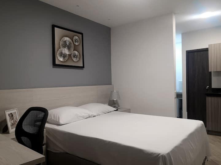 Apartamento entero Medellín, Laureles. (NUEVO)