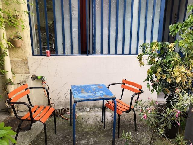 Appartement de charme avec terrasse !