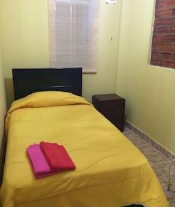 Alegre rustico dormitorio - Huanchaco
