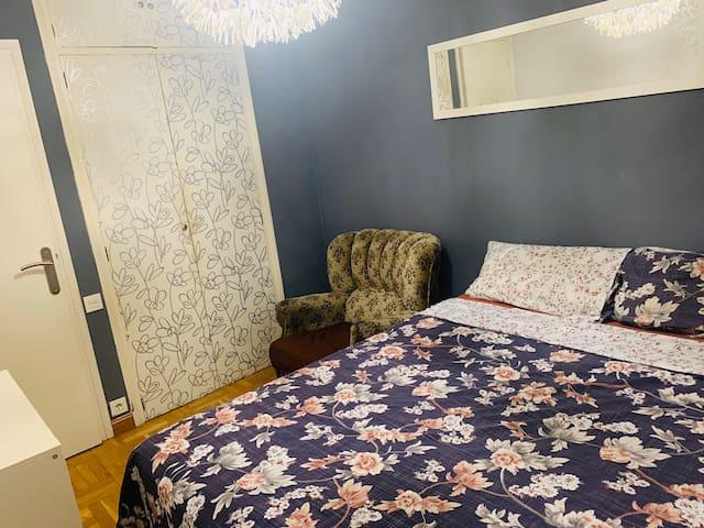 Habitacion doble cama