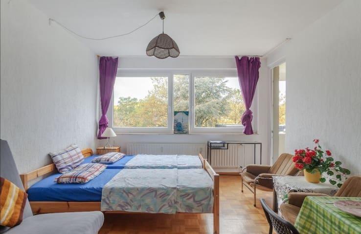 Hannover City room near MHH medical university