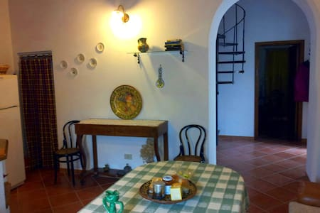 Casa Manca – Room in beautiful Erice - Erice - Appartamento