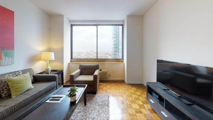 Luxury Furnished 1 Bedroom Apartment Jersey City