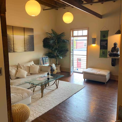 Peaceful Oasis in Heart of Downtown Columbia