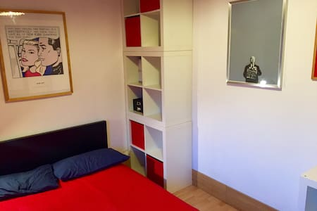 Quiet Double Bed/Dublin 4 - Ballsbridge - House