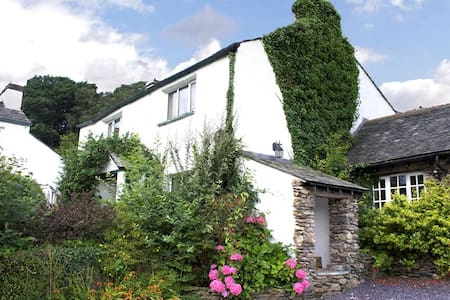 Summerhill Cottage is the Idyllic Country Cottage set in the English Lake District. - Windermere,  Cumbria