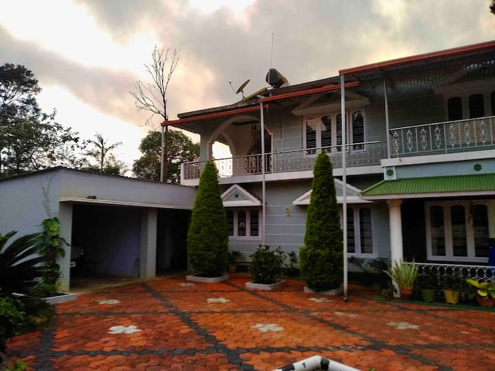 Exquisite Bungalow amidst coffee plantations