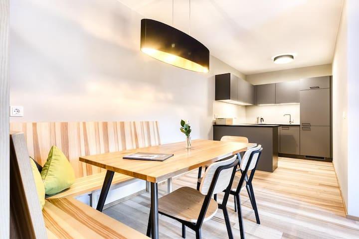 Appartement Typ 4 (4-6 Personen)