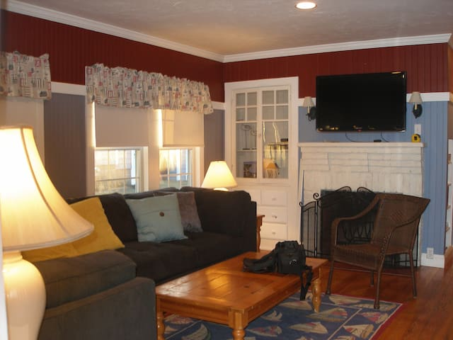 Cottage walking distance to beach sleeps 12 - Dennis - House