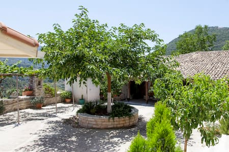 Greek Village House - Katochori - Wohnung
