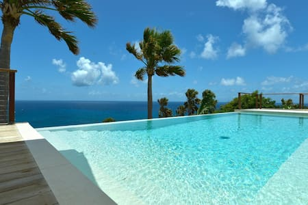 Long Pool Overlooking the Ocean, Fully Equipped Kitchen, Entertainment System, Hammock