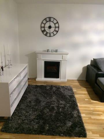 Mysig lägenhet med 2 bäddar - Gothenburg - Byt