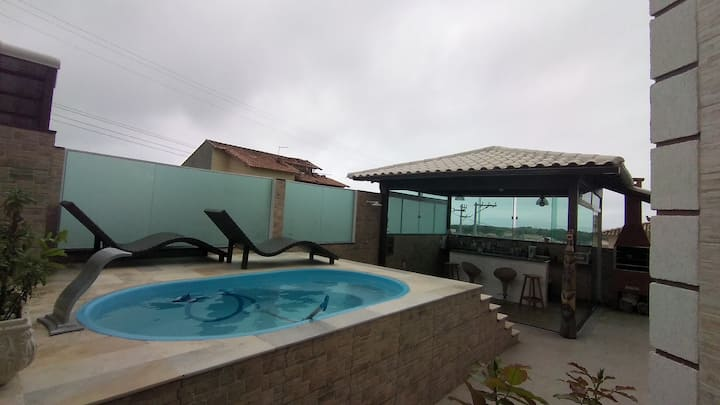 Casa em Cabo Frio ( Praia do Peró) temporada