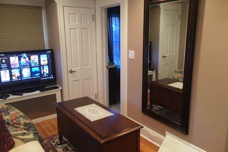 A Regency Suite. Perto de Nova York! - Hillside - House - 2