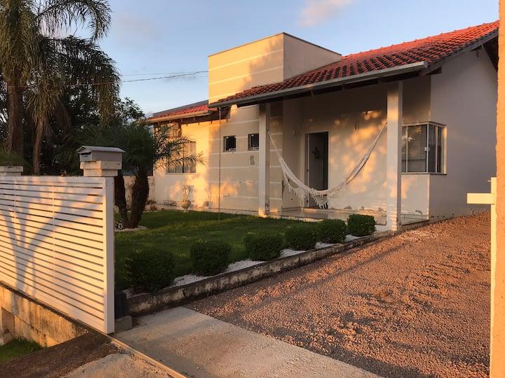 Quarto inteiro - Bremer  Casa completa