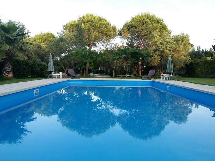 Tenuta nel Salento con piscina - vicino Otranto