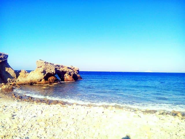 Avgerinos Hotel & Restaurant - Naxos - Lägenhet