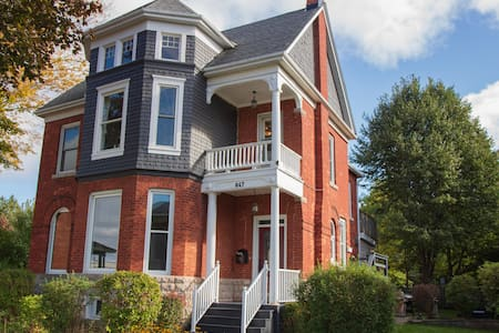 Charming Renovated Century Home-close to all!