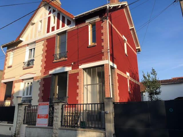 1 room to rent in a flatshare St Denis Université