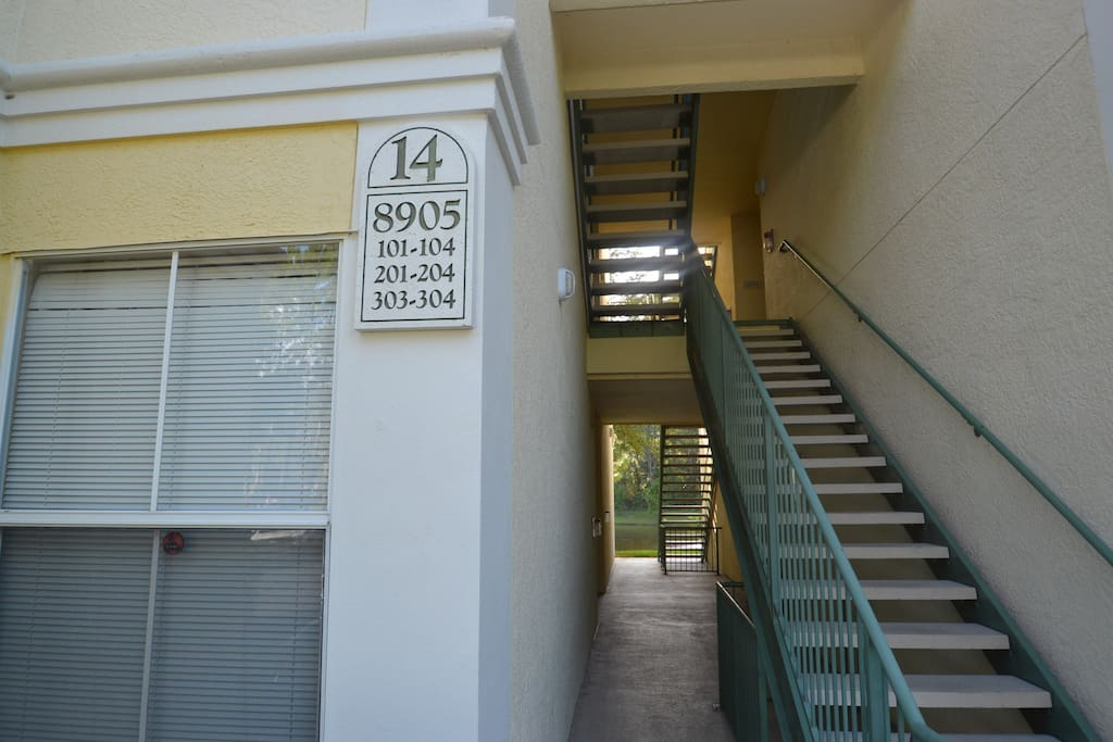 Our condo is located in building 14