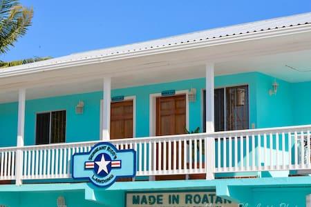 Tropical downtown apartment #2 - Coxen Hole