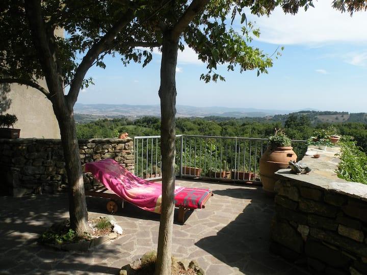 Casa Roby- indipendente con terrazza panoramica