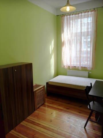 sunny cozy room - Bydhošť - Byt